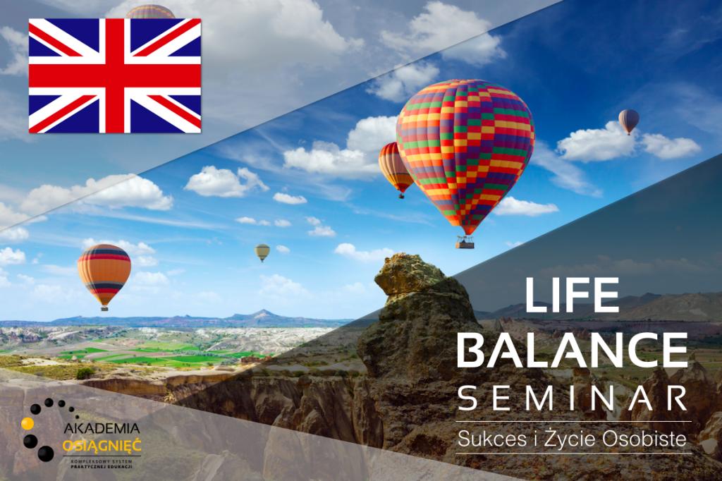 Life Balance Seminar