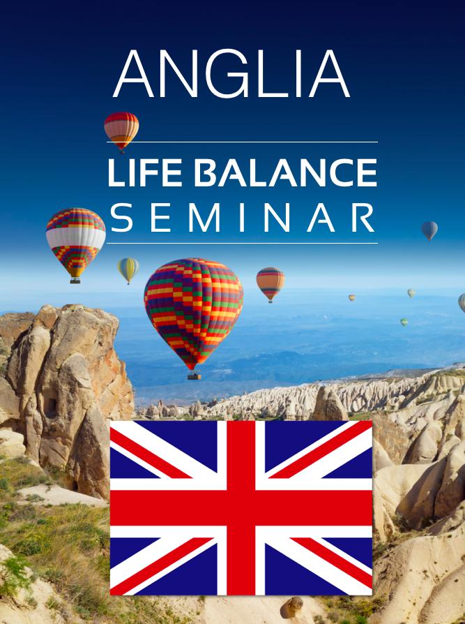 Life Balance Seminar Anglia
